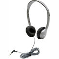 HamiltonBuhl SchoolMate Personal Stereo Headphone w/ Leatherette Cushions