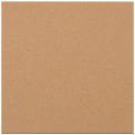 "Corrugated Layer Pads 7-7/8"" x 7-7/8"" 200#/ECT-32 Kraft, 100 Pack"