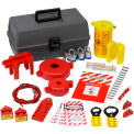 Brady® Maintenance Toolbox Lockout Kit , LK112E