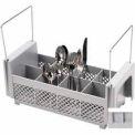 8FB434151 cambro - coutellerie Corb, demi-taille, 8 compartiments, poignées, gris, qté par paquet : 6