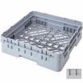"""cambro BR414151 - Camrack Base carré 4-1/4"""" à l'intérieur de la pile hauteur doux gris NSF, qté par paquet : 5"""