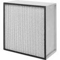 """Purolator® 5455457983 Hepa filtres Ultra-cellule 16 jauge galvanisé acier 12"""" W x 24 «H x 12"""" P"""