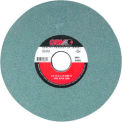 "CGW Abrasives 34681 Green Silicon Carbide Surface Grinding Wheels 8"" 80 Grit Aluminum Oxide - Pkg Qty 10"