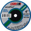 """CGW abrasifs 59102 déprimé Centre roue 3 """"x 1/32"""" x 1/4"""" 60 grain oxyde d'aluminium, qté par paquet : 50"""
