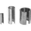 """Climax métal, réducteur de bague, BTP-040516, acier zingué, 1/4"""" ID X 5/16"""" OD, 1 """"L"""