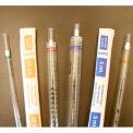 SCILOGEX Serological Pipettes 2507634, 10ml Individually Wrapped, Sterile, Orange, 50/Bag, 200/Case