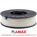 3D Stuffmaker PLA 3D Printer PLA Max Filament, 1.75mm, 0.75 kg, White