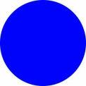 "Dark Blue 3"" Dia. Discs"