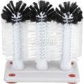 Winco GWB-3 - Triple Glass Washer Brush