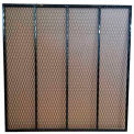 AC Protection Cage Single Panel 3' x 3' , T-Rex3x3 ONE SIDE ONLY