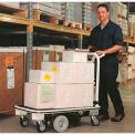 "Electro Kinetic Technologies Motorized Platform Truck MPC-1772-264920 - 2000 Lb. Cap - 49"" x 25-1/2"""