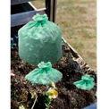 Stout Compostable Bags, 24x 30, Green, 0.85 Mil, Flat Pack, 45/CS - E2430E85
