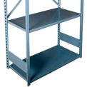 "Equipto Vg Additional Shelf - 12"" X 36"" , Smooth Office Gray"