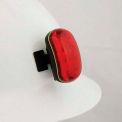 Lampe de securite casque, ERB sécurité 10031 - rouge
