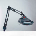 "Electrix 7426-3D 3-dioptrie halogène loupe, 45"" Reach, Clamp-On 120V, 100W"