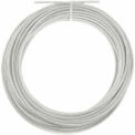 Zip-A-Duct™ Stainless Steel Plastic Coated Cable - 82 Foot Roll