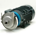 "Stainless Steel Centrifugal Pump - 3-1/4"" Impeller, 1/2HP, 1Ph TEFC Motor"
