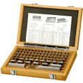 Ensemble de cales étalons Fowler 53 672-036 Shop-Blo, rectangulaire, 36 morceaux
