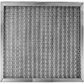 "Filtration Manufacturing 0501-12242 Mesh Filter, Aluminum, 12""W x 24""H x 2""D - Pkg Qty 2"