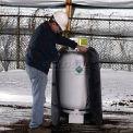 Powerblanket® Propane Gas Cylinder Electric Warming Blanket GCW420 420 Lb. Capacity