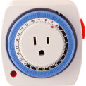 GoGreen Power GG-36011 24 Hour Plug-In Timer