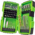 Greenlee® DDKIT-1-68 68 Piece Drill Driver Bit Kit