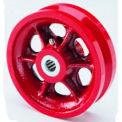 """Hamilton® V-Groove Wheel 6 x 2 - 3/4"""" Roller Bearing"""
