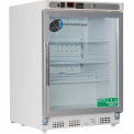 American Biotech Supply Premier Built-In Undercounter Refrigerator ABT-HC-UCBI-0404G, 4.6 Cu. Ft.