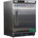 American Biotech Supply Premier Built-In Undercounter Refrigerator ABT-HC-UCBI-0404SS, 4.5 Cu. Ft.