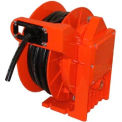 Hubbell A-334C Commercial / Industrial Cable Reel - 14/3C x 40', Cast Aluminum, Cord Included