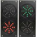 Feu de signalisation extérieur LED Dock IRONguard sûr-Lite 60-5411-U