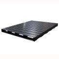 Jifram Extrusions 05000301 matelas palette/deux places dimensions 74 x 54 entrée bidirectionnelle 1000 capacité
