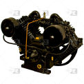 LP Compressor L800054, Model LP210, 2-Stage Saylor Beall Style Compressor Pump, 4 Cylinder, 7.5-10HP