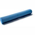 "Kemp USA Classic Foam Yoga Mat, 68"" x 24"" x 4mm, Royal Blue, 17-001"