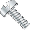 6-32X3/8 Combination (slot/phil) Pan External Sems Machine Full Thread Zinc Bake,10000 pcs