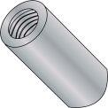 4-40X1/2  Three Sixteenths Round Standoff Aluminum, Pkg of 1000