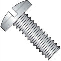 10-32X7/8  Slotted Binding Undercut Mach Screw Fully Threaded 18 8 Stainless Steel, Pkg of 2000