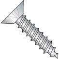 #14 x 3/4 Phillips Flat Undercut Self Tapping Screw Type A FTed 18-8 Stainless - Pkg of 2000