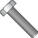 1/4-20X1 1/4  Hex Tap Bolt Fully Threaded 18 8 Stainless Steel, Pkg of 100