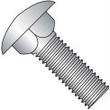 1/4-20X1 1/2  Carriage Bolt 18 8 Stainless Steel, Pkg of 100