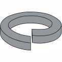 1/4  High Collar Split Lock Washer Plain, Pkg of 5000