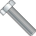 1/2-13X2 1/2  Hex Tap Bolt A307 Fully Threaded Zinc, Pkg of 150