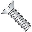 1/2-13 x 5 1/2 vis à filets interrompus plat en acier inoxydable de 18 8 vis entièrement filetée, paquet de 50