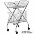 Lakeside® 4650 Multi-Purpose Wire Cart