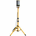 Lind Equipment LE360LED-TR Beacon 360° Portable Led Area Light - 120W, 4-8' Tripod
