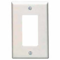 Leviton 80601-W 1-Gang Decora/Gucci Device Decora, Midway, Thermoset, White