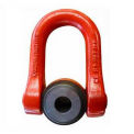 "Female Double Swivel Shackle - UNC 1"" - 8"