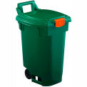 Orbis® Wheeled Recycling Cart 12 Gallon NPL 280A - Green