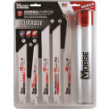M.K. Morse 397483 General Purpose Bi-Metal Reciprocating Saw Blade 17 Piece Kit