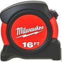 Milwaukee® 48-22-6617 5 m/16 ft Combo entrepreneur général ruban à mesurer